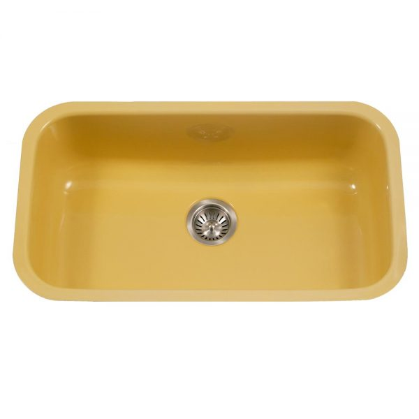 CeraSteel Large Single Bowl (CER-3118S-LE)