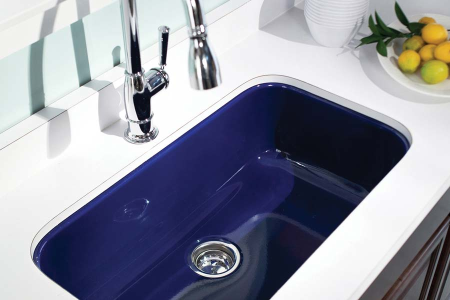 Porcelain Enamel Steel Sinks