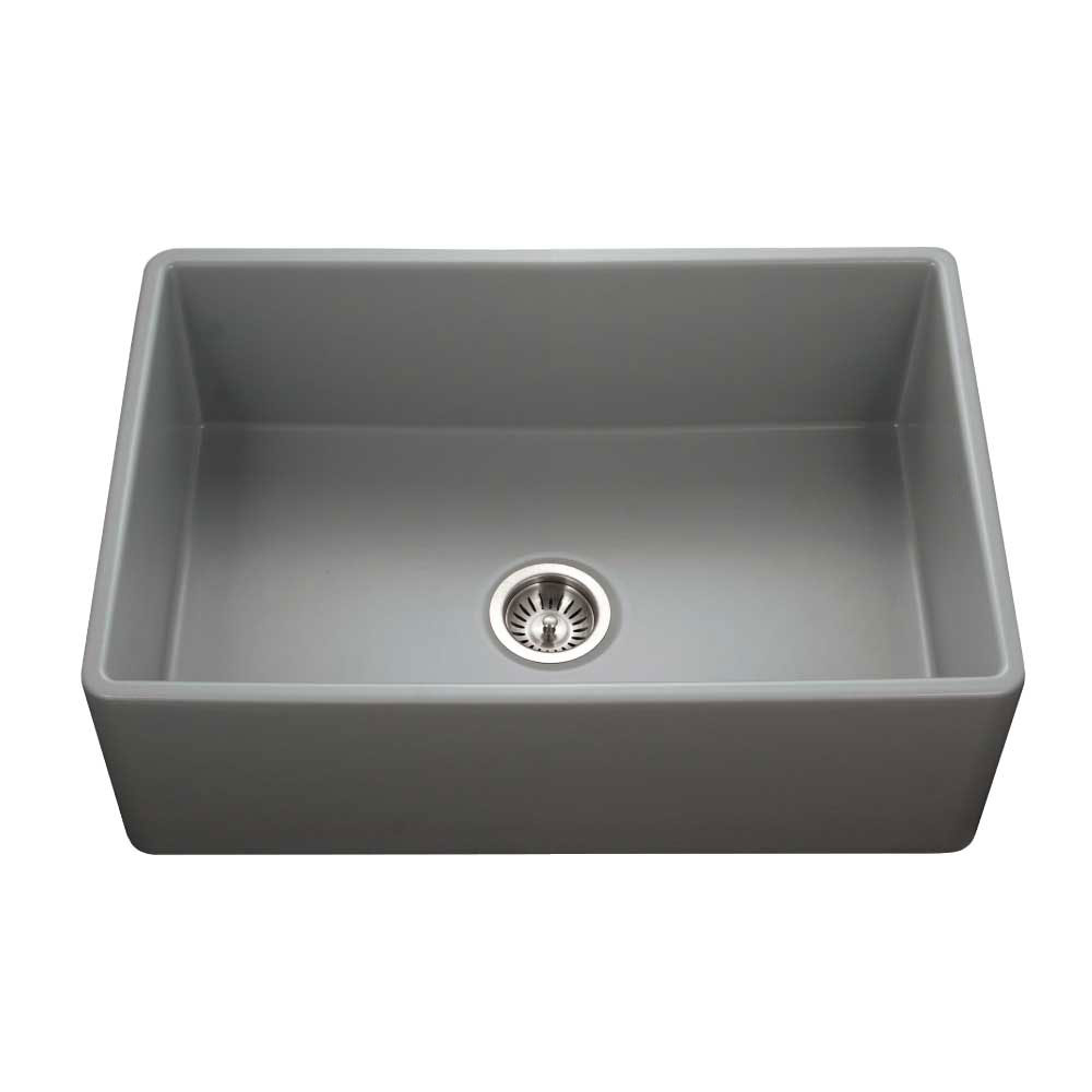 Chelsea Fireclay 30 Quot Apron Front Single Bowl Kitchen Sink