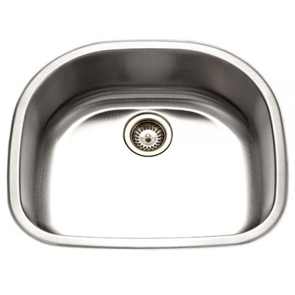 Designer Single Bowl (DES-2421S)