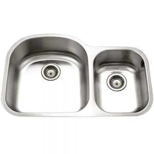 Enterprise 70/30 Double Bowl (ENT-3221DDR)