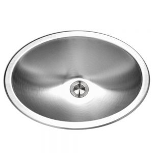 Halo Undermount Oval Lavatory Bowl (HAL-1814LU)