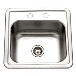 Hotel Series Bar Sink (HOT-1515ST)