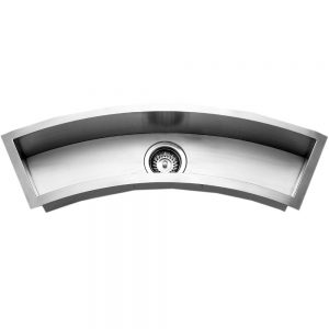 Prizm Curved Trough Bar/Prep Bowl (PRI-3312BT)