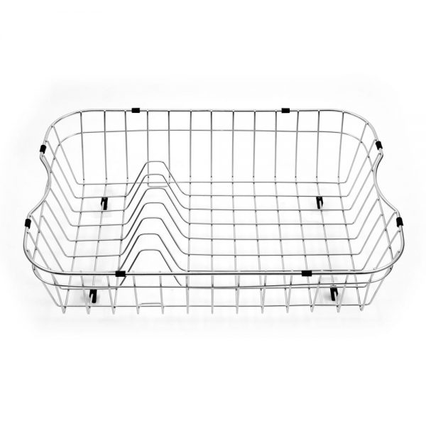 Rinsing Basket with Plate Rack (RIN-21166)