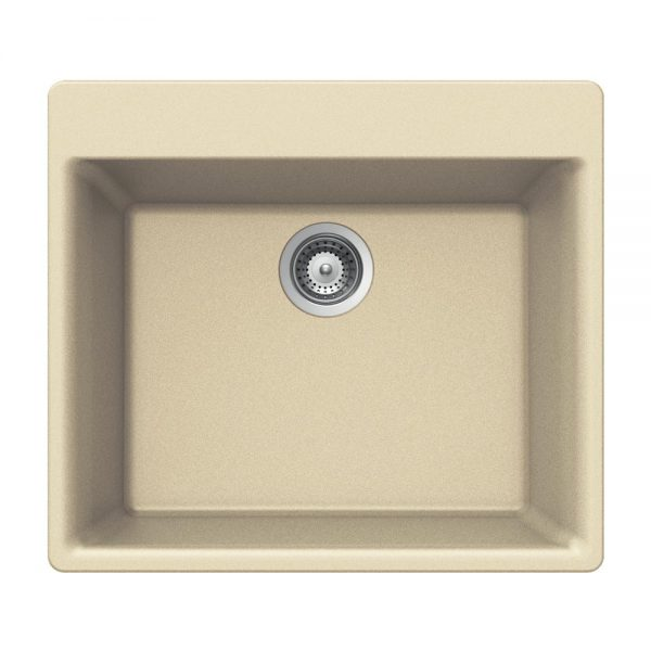 SiOStone Topmount Single Bowl (SiO-2420ST-SD)