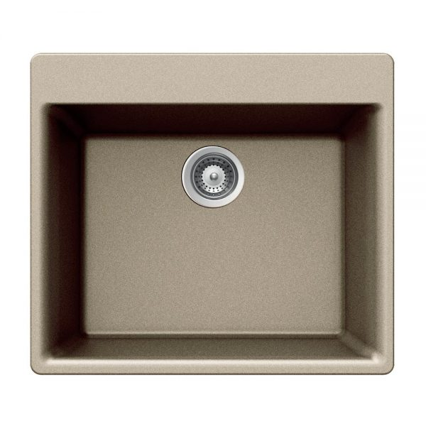 SiOStone Topmount Single Bowl (SiO-2420ST-TA)