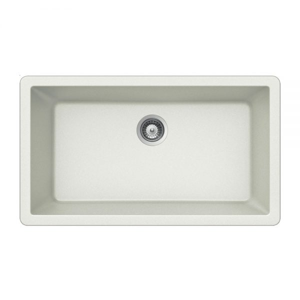 SiOStone Large Undermount Single Bowl (SiO-3319SU)