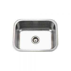 Villa Classic Single Bowl (VIL-2418ST)